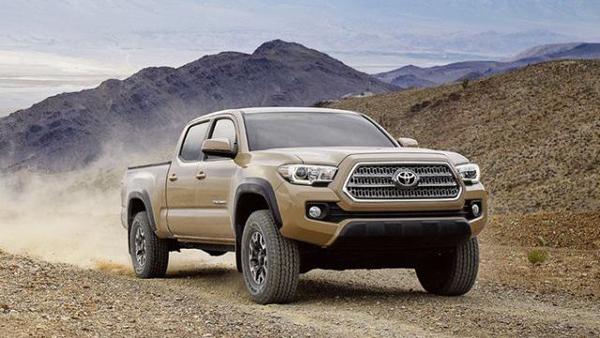 2018 toyota tundra baja review and price trucks suv - 2017 toyota tacoma exterior colors ...