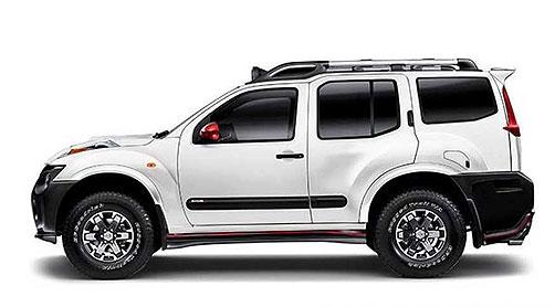 2017 Nissan Xterra