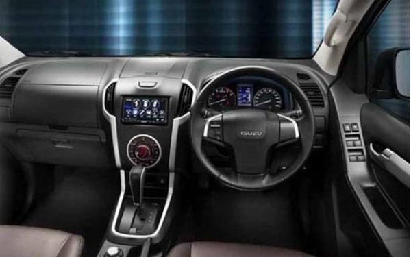 2018-isuzu-d-max-interior