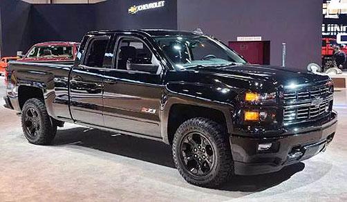 2018 Chevrolet Silverado HD