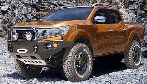 2018 Nissan Frontier Concept - Trucks & SUV Reviews 2019 2020