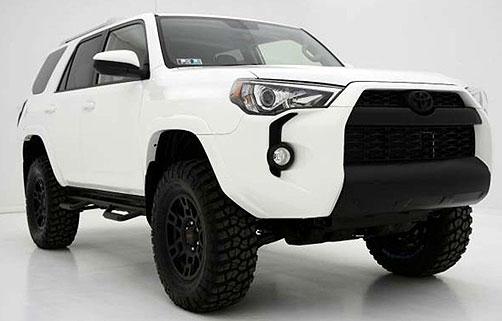 2018 Toyota 4Runner TRD
