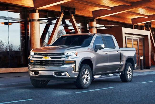 2020 Chevrolet Silverado 3500 HD Crew Cab - Trucks & SUV ...