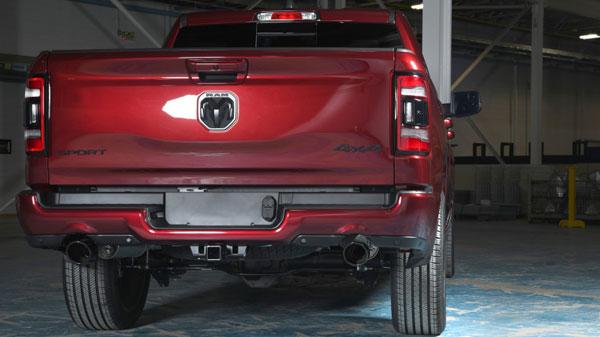 2020 Dodge Ram Truck Canada back