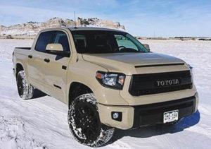 2020 Toyota Tacoma Diesel