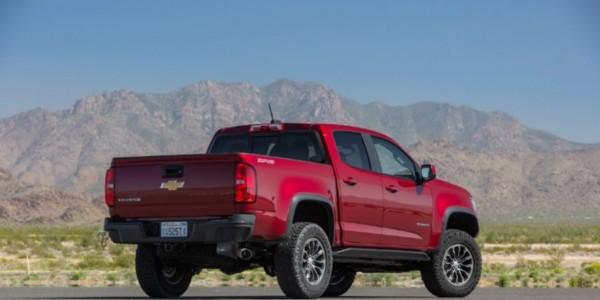 2021-Chevrolet-Colorado-Exterior