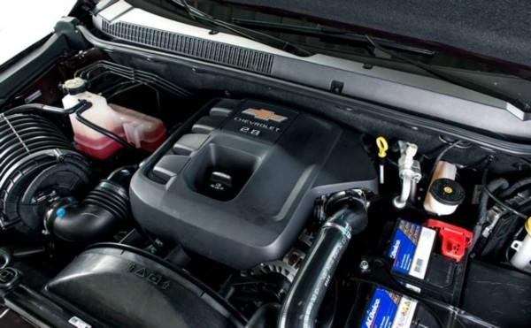 2021 Chevrolet Trailblazer Engine