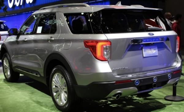 2021-Ford-Explorer Exterior