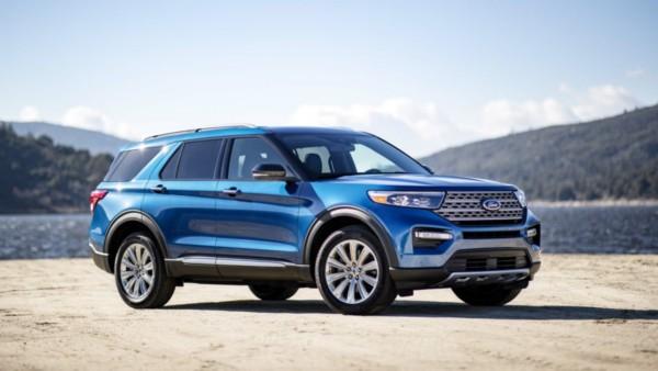 2021 ford explorer price specs  new trucks  suv reviews