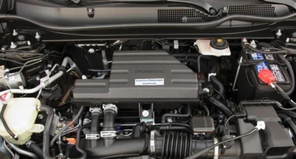 2021-Honda-CR-V-Engine