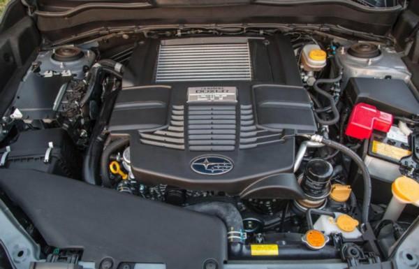 2021 Subaru Crosstrek Engine
