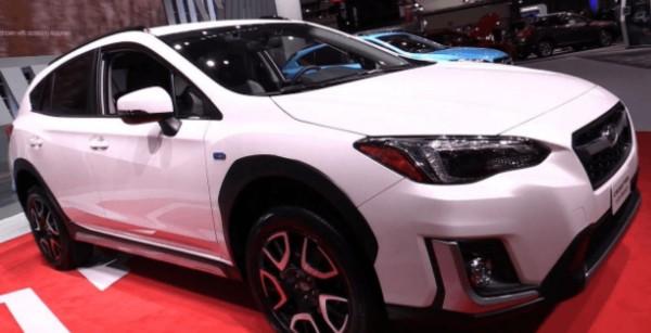 2021 Subaru Crosstrek Exterior