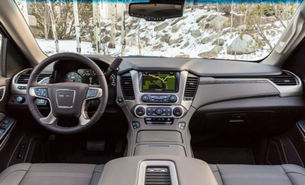 2021-GMC-Yukon-Interior