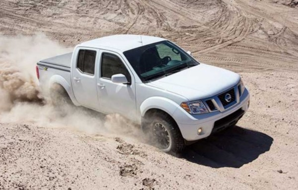 2021-Nissan-Frontier Exterior