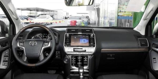 2021-Toyota-Prado-Interior