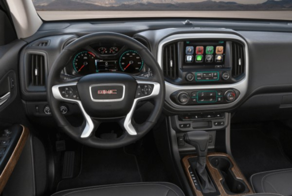 2021-GMC-Canyon-Interior