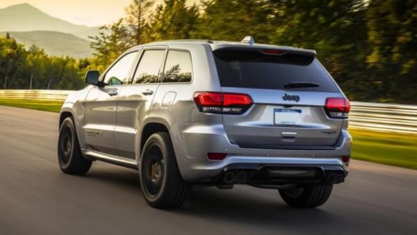 2021-Jeep-Grand-Cherokee Exterior