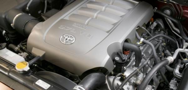 2021 Toyota Tundra Diesel Engine