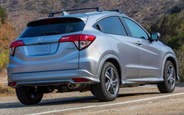 2021-Honda-HR-V-exterior