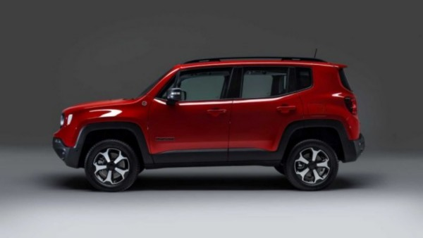 2021-Jeep-Renegade Exterior