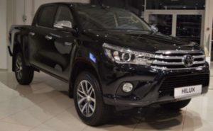 2021 Toyota Hilux Diesel