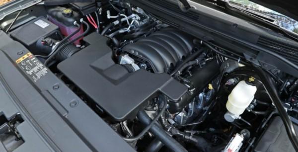 2021 GMC 1500 Sierra Engine