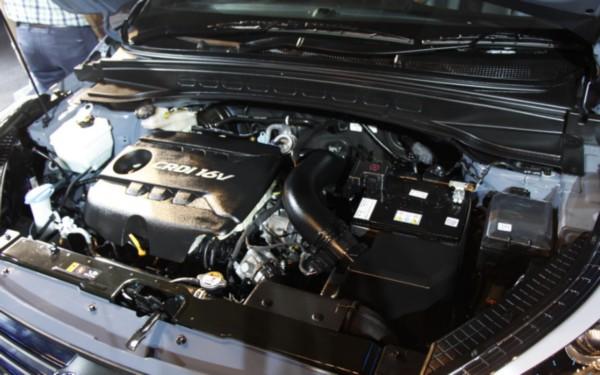 2021 Hyundai Creta Engine