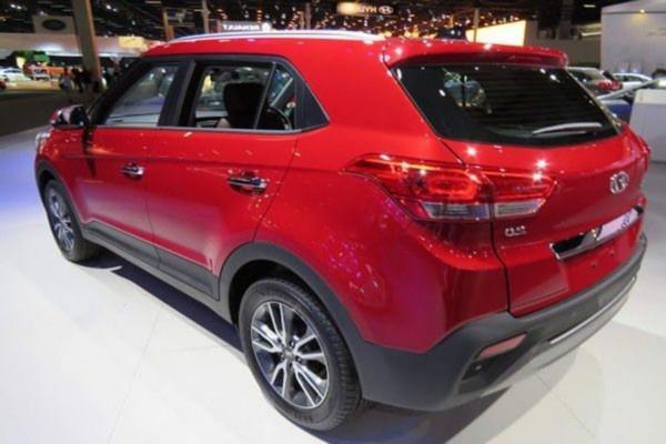 2021 Hyundai Creta Exterior