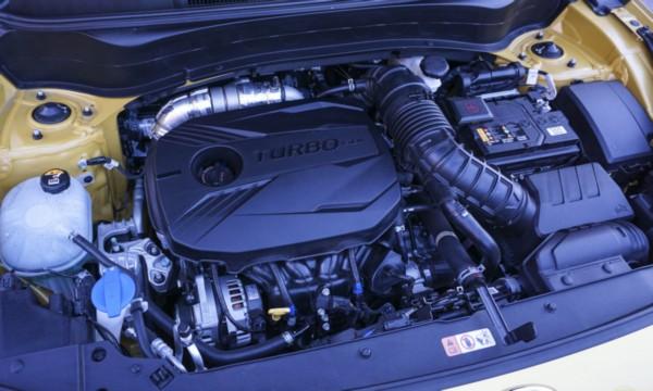2021 Kia Seltos Engine
