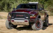 2021 RAM 1500 Rebel TRX