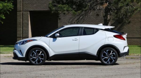 2021 Toyota C-HR Exterior