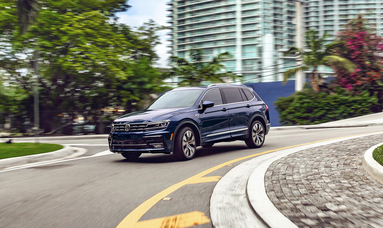 2021 Volkswagen Tiguan Design, Price | Trucks & SUV Reviews